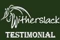 Witherslack Testimonial